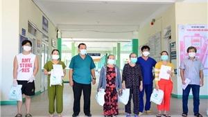 Bệnh nhân chạy thận, nhiều bệnh nền cùng 10 người ở Đà Nẵng khỏi COVID-19