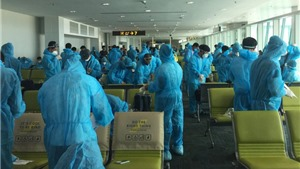 Dịch COVID -19: Đưa gần 180 công dân Việt Nam từ Brunei về nước