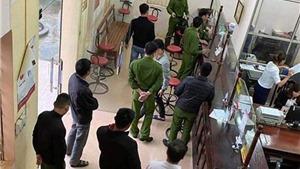 Bắt đối tượng cướp ngân hàng ở Hòa Bình khi đang trốn ở Hà Nội