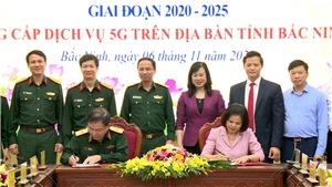 UBND tỉnh Bắc Ninh ký kết hợp tác xây dựng chính quyền điện tử với Tập đoàn Viettel
