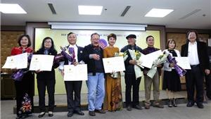 50 tác phẩm được trao Giải thưởng Văn học nghệ thuật các dân tộc thiểu số Việt Nam 2020