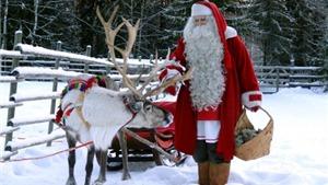Truyện cười: Đội lốt ông già Noel