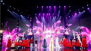 Diễm Trang, Kiều Loan, Thúy Diễm, Phương Trinh Jolie làm MC 'Vũ khúc ngày xuân'