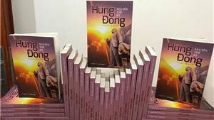 Nhà văn Nguyễn Thế Kỷ ra mắt cuốn tiểu thuyết 'Hừng Đông'