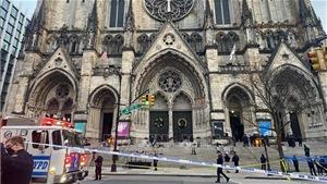 Thủ phạm vụ xả súng bên ngoài nhà thờ tại New York đã chết