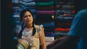 Lâm Vỹ Dạ bị Tiến Luật đá văng khỏi giường trong phim mới