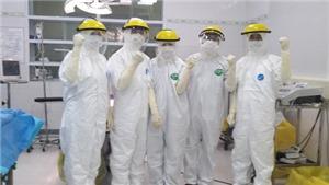 187 bệnh nhân Covid-19 đã âm tính với SARS-CoV-2