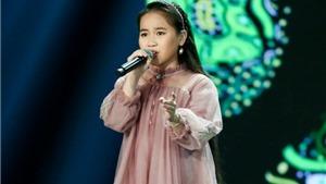 'Giọng hát Việt nhí':Lộ diện 3 thí sinh đầu tiên vào bán kết