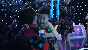 'Siêu tài năng nhí': Trấn Thành, Hari Won ra sức dỗ dành cậu bé 'siêu trí nhớ' hay 'khóc nhè'
