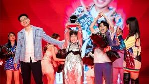 Đăng Bách đăng quang Quán quân 'Giọng hát Việt nhí' 2021