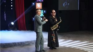 Saxophone Trần Mạnh Tuấn từng được nhạc sĩ Trịnh Công Sơn vẽ tặng 5 bức tranh