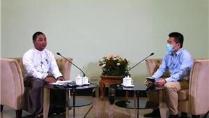 Myanmar để ngỏ khả năng giải quyết vấn đề trong nước theo 'phương thức của ASEAN'