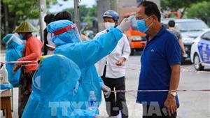 Đà Nẵng cách ly 19 người tiếp xúc gần với 2 người Trung Quốc dương tính với SARS-CoV-2 