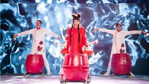 'Thần tượng đối thần tượng':Khắc Hưng bật khóc khi dụ được Mỹ Anh – con gái diva Mỹ Linh về đội