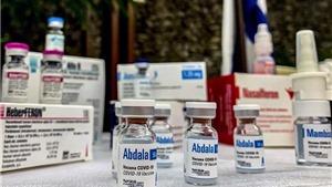 Dịch Covid-19: Vaccine của Cuba cho kết quả thử nghiệm đáng khích lệ