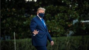 Các bác sĩ kể chuyện cứu cựu Tổng thống Trump khỏi Covid-19 trong 5 ngày