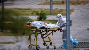 Nga ghi nhận số ca tử vong trong ngày cao nhất kể từ đầu dịch Covid-19