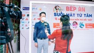 Hội doanh nhân trẻ Việt Nam góp gần 1 tỷ đồng phục vụ suất ăn cho tuyến đầu chống dịch và người nghèo