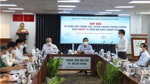 TP. Hồ Chí Minh cho phép F0 là nhân viên y tế được cách ly, điều trị tại nhà