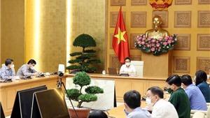 19 tỉnh, thành phố phía Nam triển khai '2 mũi giáp công' linh hoạt để chống dịch COVID-19