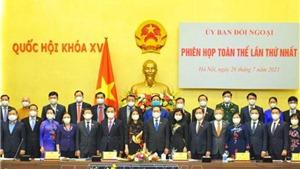 Thủ tướng trình cơ cấu 27 thành viên Chính phủ khóa mới