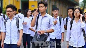 40 trường công lập ở Hà Nội hạ điểm chuẩn vào lớp 10