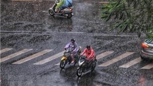 Đêm 5/7 các khu vực đều có mưa dông, đề phòng thời tiết nguy hiểm