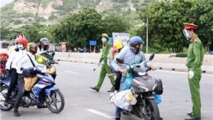 Giãn cách xã hội toàn thành phố Phan Thiết theo Chỉ thị 16 từ 00 giờ ngày 2/8