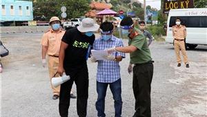 Bảo đảm an toàn phòng, chống dịch khi đưa người dân từ vùng dịch trở về địa phương