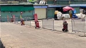 Khoảng 300 người tại chợ Long Biên, Hà Nội có kết quả xét nghiệm âm tính lần 1 với SARS-CoV-2