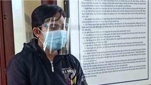 Một bị cáo lĩnh án 5 năm tù giam do làm lây lan dịch Covid-19