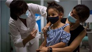 Trẻ em - mục tiêu mới của chiến dịch tiêm chủng ngừa Covid-19