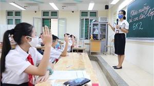 Hà Nội sẽ dạy học trực tiếp khi khống chế được dịch Covid-19