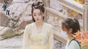 Địch Lệ Nhiệt Ba, Cung Tuấn, Lưu Vũ Ninh liên tục rò rỉ ảnh trên phim trường 'An Lạc truyện'