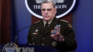 Chủ tịch Hội đồng Tham mưu trưởng liên quân Mỹ cảnh báo nguy cơ nội chiến ở Afghanistan