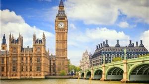Diện mạo mới của tháp Big Ben