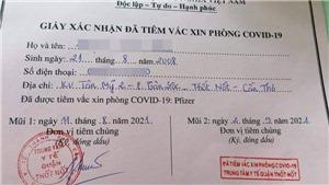 Bé gái 13 tuổi được tiêm vaccine ngừa Covid-19 ở Cần Thơ: Không có chuyện 'nhờ vả'