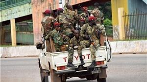 Vụ binh biến ở Guinea: Chỉ huy đảo chính họp với các quan chức chính phủ