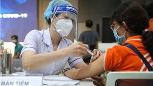 TP HCM xin ý kiến về việc tiêm vaccine Pfizer cho trẻ từ 12-17 tuổi