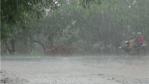 Từ 5-14/10, mưa và dông bao trùm các khu vực trong cả nước