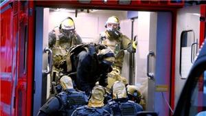 Đức bắt kẻ âm mưu khủng bố bằng bom sinh học chứa chất độc ricin