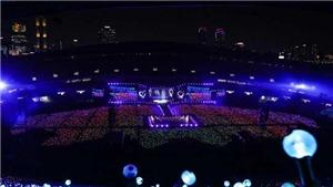 Bản tin Kpop: BTS tạo ra 'vũ trụ tinh tú' của riêng mình với ARMY trong concert cuối cùng