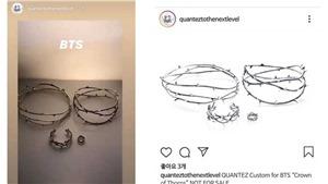 BTS: Thợ kim hoàn nổi tiếng lỡ tay tung 'thính' về album mới của BTS?