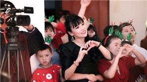 Xúc động màn trình diễn của các em khuyết tật mùa Giáng sinh tại Làng Canh