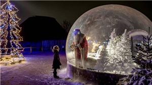 Người dân Châu Âu đón mùa lễ Giáng sinh kỳ lạ nhất từ trước đến nay