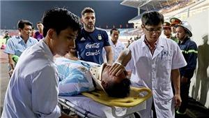 Cầu thủ U20 Argentina nhập viện, suýt mất World Cup
