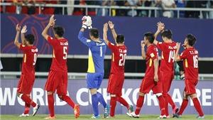 5 kịch bản giúp U20 Việt Nam vượt qua vòng bảng FIFA U20 World Cup
