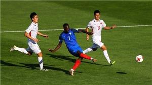U20 Việt Nam tự tin lên mà đá, như 20 phút cuối