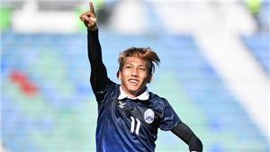 Sao Campuchia muốn thắng tuyển Việt Nam, thần tượng huyền thoại Man United