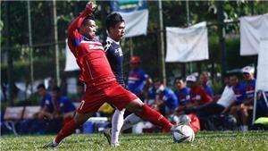 Tuyển Việt Nam thua CLB TPHCM trong thế trận nhạt nhòa
